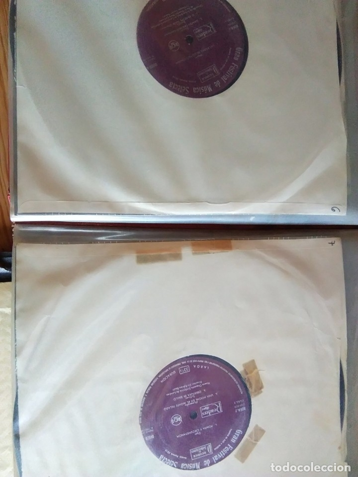 Discos de vinilo: SELECCIÓN DE MÚSICA SELECTA - Foto 9 - 114681515