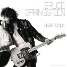 Discos de vinil: LP BRUCE SPRINGSTEEN BORN TO RUN VINILO 180G. Lote 175126704