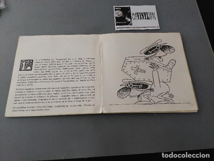 Discos de vinilo: Vazquez De Sola ?– R.I.P. Francisco Paulino Hermenegildo Teodulo General Franquisimo - Single Ebro - Foto 3 - 175135680