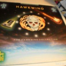 Discos de vinilo: LP 2 DISCOS HAWKWIND CARPETA DOBLE PLC 1986 GERMANY NUNCA EN TC (PROBADO, BUEN ESTADO). Lote 175138172