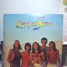 Discos de vinilo: LP A COR DO SOM : TRANSE TOTAL ( EXCELENTE FUSION DE ROCK SINFONICO CON BOSSA NOVA Y BRASIL FOLK ). Lote 175139390