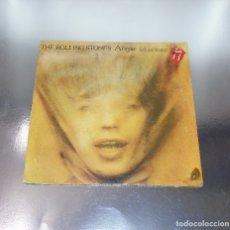Discos de vinilo: THE ROLLING STONES -- ANGIE & SILVE TRAIN ----ORIGINAL HS 979 AÑO 1973. Lote 161014458