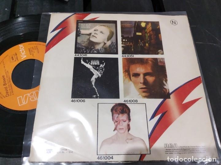 Discos de vinilo: Single David Bowie rock 'n roll suicide - Foto 2 - 175142552