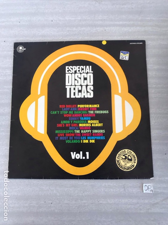 ESPECIAL DISCOTECAS (Música - Discos - LP Vinilo - Electrónica, Avantgarde y Experimental)