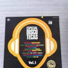 Discos de vinilo: ESPECIAL DISCOTECAS. Lote 175153560