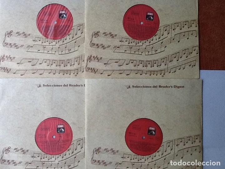 Discos de vinilo: L.P. VA PENSIERO, MELODÍAS INMORTALES DE G. VERDI. 8 DISCOS 33/ 1/3 RPM. NUEVOS. - Foto 4 - 175161508