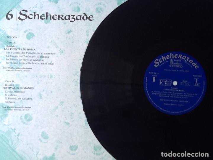 Discos de vinilo: L.P. SCHEHERAZADE UN FESTIVAL DE MÚSICA EXÓTICA. 10 DISCOS 33/ 1/3 RPM. NUEVOS. VER FOTOS. - Foto 8 - 175161585