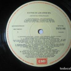 Discos de vinilo: EXITOS DE LOS 50. Lote 175168884