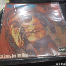 Discos de vinilo: SINGLE TEN YEARS AFTER BAD SCENE. Lote 175180813