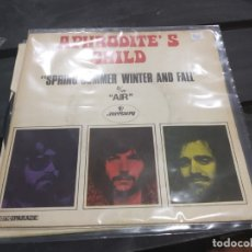 Discos de vinilo: SINGLE APHRODITE'S CHILE SPRING SUMMER WINTER AND FALL. Lote 175182600