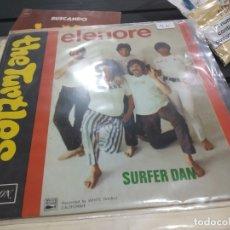 Discos de vinilo: SINGLE THE TURTLES ELENORE. Lote 175185125