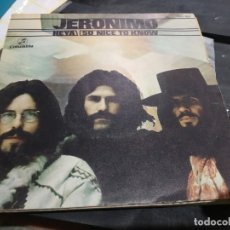 Discos de vinilo: SINGLE JERÓNIMO HEYA. Lote 175191440