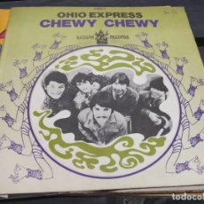 Discos de vinilo: SINGLE OHIO EXPRESS CHEWY CHEWY. Lote 175193777