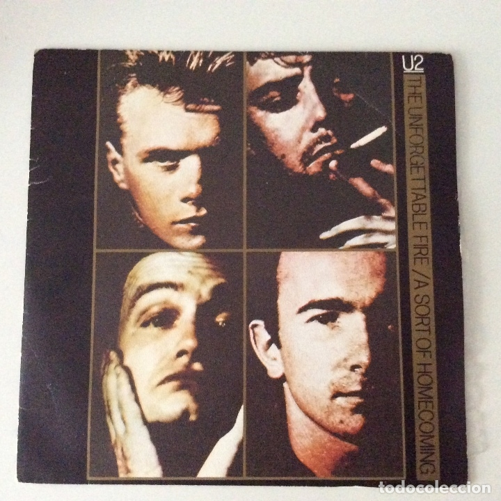 U2 THE UNFORGETTABLE FIRE A SORT OF HOMECOMING (Música - Discos - Singles Vinilo - Rock & Roll)