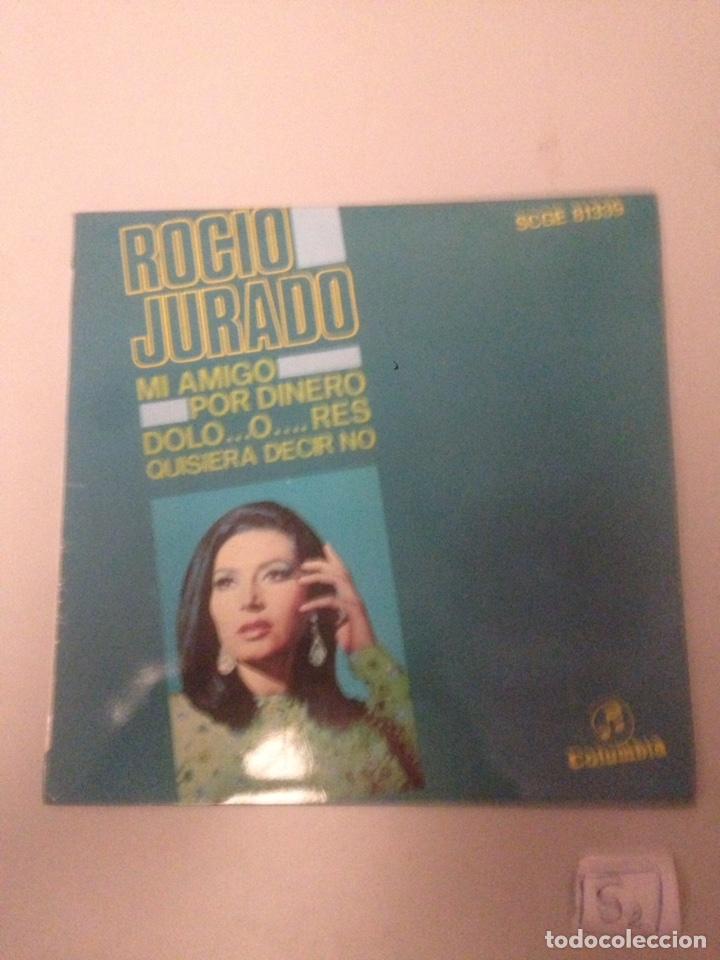 ROCÍO JURADO (Música - Discos - Singles Vinilo - Flamenco, Canción española y Cuplé)