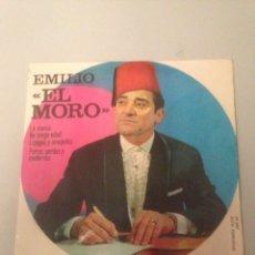 Discos de vinilo: EMILIO EL MORO. Lote 175208263