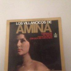 Discos de vinilo: AMINA. Lote 175209074