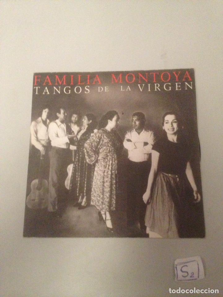 FAMILIA MONTOYA (Música - Discos - Singles Vinilo - Flamenco, Canción española y Cuplé)