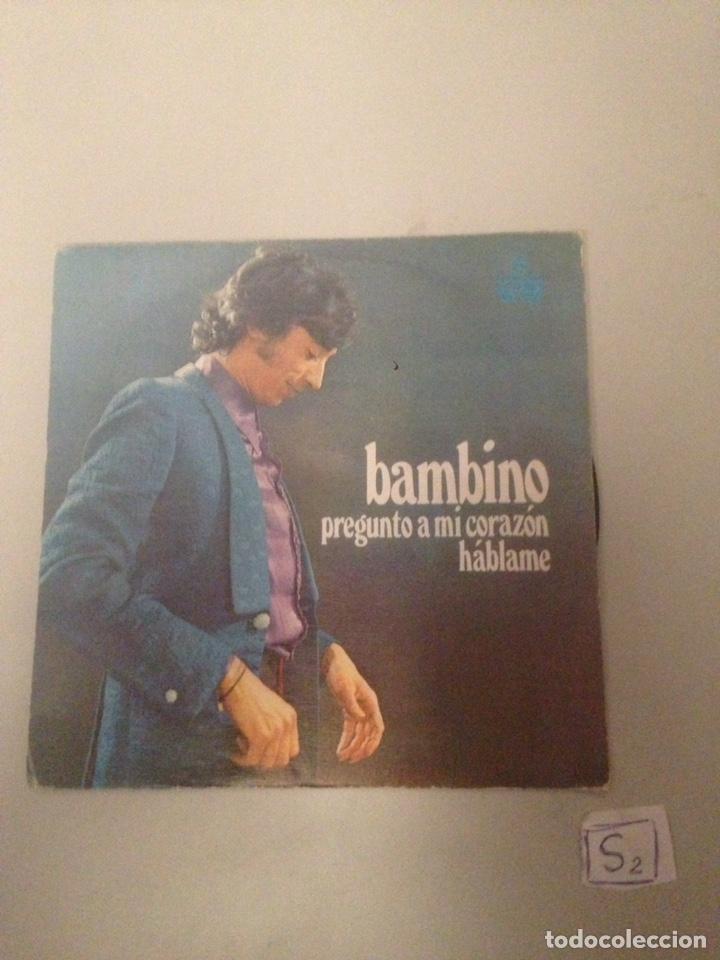 BAMBINO (Música - Discos - Singles Vinilo - Flamenco, Canción española y Cuplé)