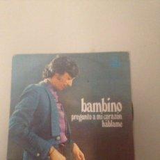 Discos de vinilo: BAMBINO. Lote 175210247