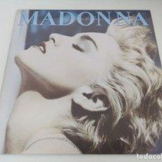Discos de vinilo: VINILO/MADONNA/TRUE BLUE.. Lote 175210617