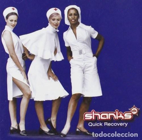 SHANKS D.K. * QUICK RECOVERY * 2LP * NUEVO !! ESTILO FATBOY SLIM , CHEMICAL BROTHERS 2001 (Música - Discos - LP Vinilo - Techno, Trance y House)