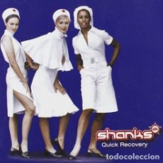 Discos de vinilo: SHANKS D.K. * QUICK RECOVERY * 2LP * NUEVO !! ESTILO FATBOY SLIM , CHEMICAL BROTHERS 2001. Lote 26734018