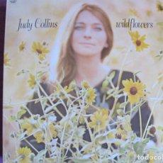 Discos de vinilo: LP - JUDY COLLINS - WILDFLOWERS (USA, ELEKTRA RECORDS 1967). Lote 175217018