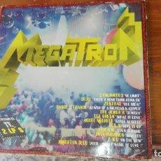 Discos de vinilo: LP MEGATRON SOLO DISCO 2. Lote 201913453