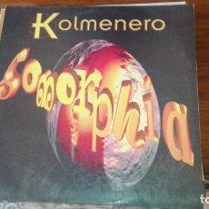 Discos de vinilo: LP COLMENERO SOMORFIA. Lote 175224122