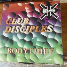 Discos de vinilo: LP CLUB DISCIPLES BODYTHIEF. Lote 175225178