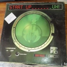 Discos de vinilo: START UP UH LP. Lote 175225264