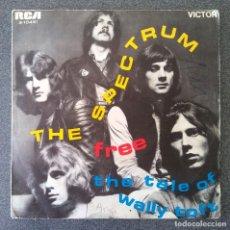 Discos de vinilo: THE SPECTRUM FREE. Lote 175229154