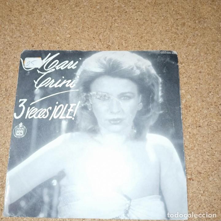 MARI TRINI, 3 VECES OLE! (Música - Discos - Singles Vinilo - Solistas Españoles de los 50 y 60)