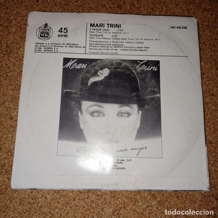 Discos de vinilo: Mari Trini, 3 veces Ole! - Foto 2 - 175231452