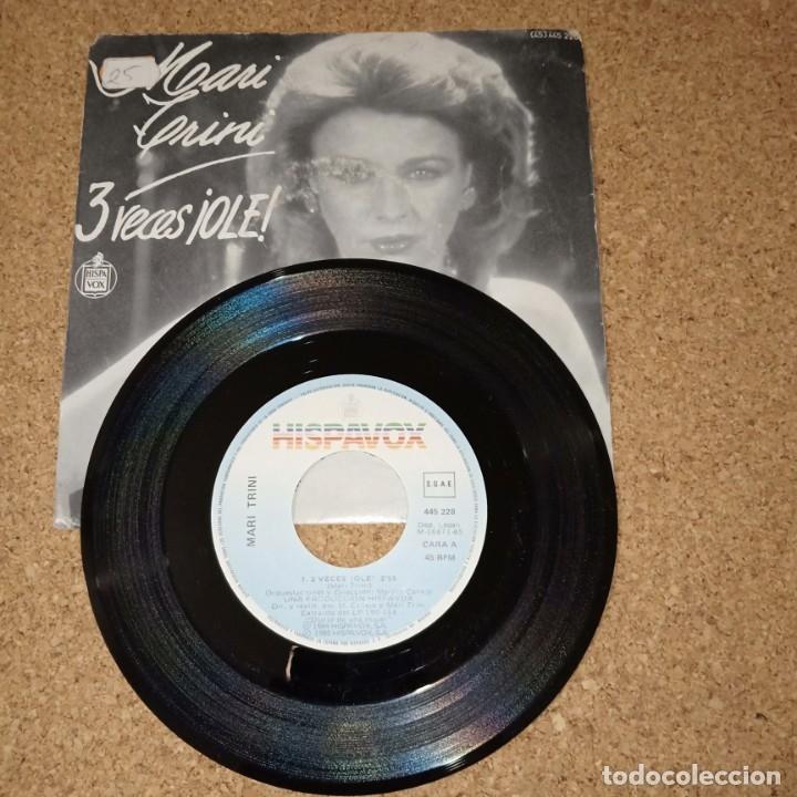 Discos de vinilo: Mari Trini, 3 veces Ole! - Foto 3 - 175231452