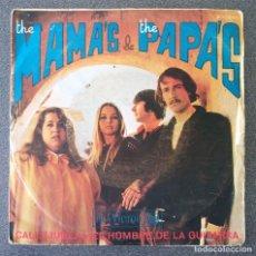 Discos de vinilo: THE MAMAS & THE PAPAS CALLEJUELA. Lote 175232163