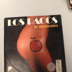 Discos de vinilo: LOS PACOS. Lote 175233389