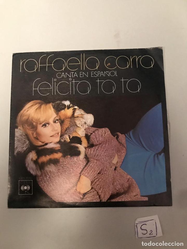 RAFFAELLA CARRA (Música - Discos - Singles Vinilo - Flamenco, Canción española y Cuplé)
