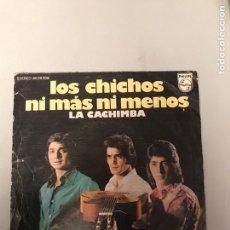 Discos de vinilo: LOS CHICHOS. Lote 175234208