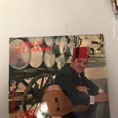 Discos de vinilo: EMILIO EL MORO. Lote 175234350