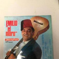 Discos de vinilo: EMILIO EL MORO. Lote 175234554
