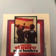 Discos de vinilo: EMILIO EL MORO. Lote 175234593