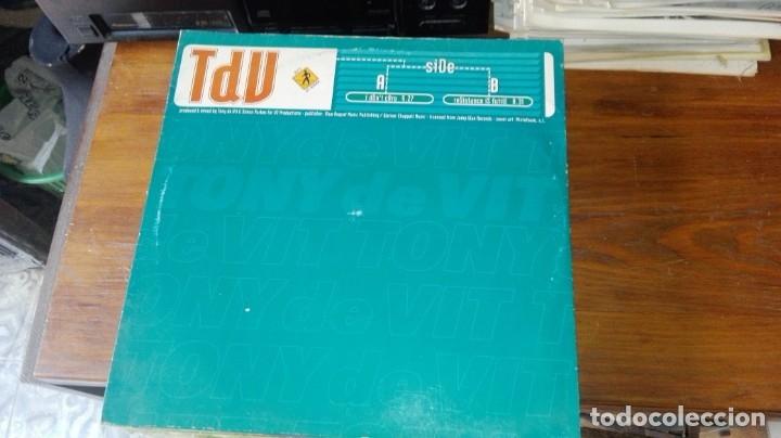 TDV DJ´S AT WORKS (Música - Discos - LP Vinilo - Electrónica, Avantgarde y Experimental)