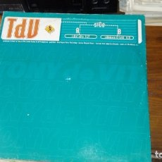 Discos de vinilo: TDV DJ´S AT WORKS. Lote 175246184