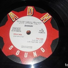 Discos de vinilo: LP JACK ATACK VOL 1 DON ESTEBAN. Lote 175246873