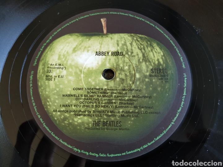Discos de vinilo: The Beatles - Abbey Road ( LP, 2017 RE) - Foto 4 - 175247298