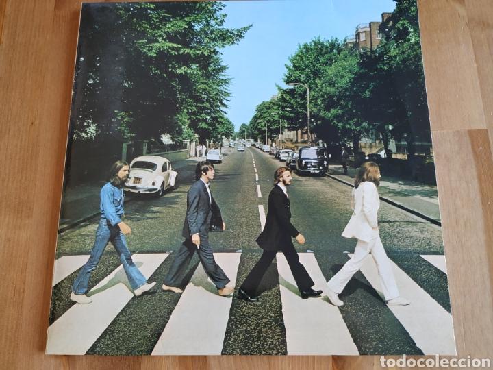 THE BEATLES - ABBEY ROAD ( LP, 2017 RE) (Música - Discos - LP Vinilo - Pop - Rock Extranjero de los 50 y 60)
