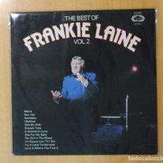 Discos de vinilo: FRANKIE LAINE - THE BEST OF FRANKIE LAINE VOL. 2 - LP. Lote 175250944