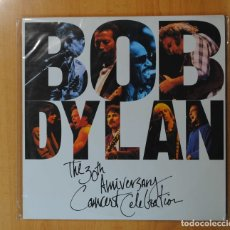 Discos de vinilo: BOB DYLAN - THE 30TH ANNIVERSARY CONCERT CELEBRATION - 3 LP. Lote 175251170